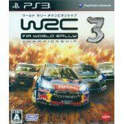 WRC 3: FIA World Rally Championship (Japan)
