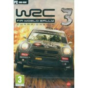 WRC 3 (DVD-ROM) (Europe)
