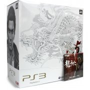 PlayStation3 New Slim Console - Ryu ga Gotoku 5 Emblem Edition (250GB Limited Model) (Japan)