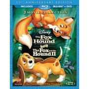 The Fox and The Hound / The Fox and The Hound II (30th Anniversary Edition) (US)