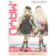 Vocaloid Tm 3 Library Mayu [2CD+CD-ROM] (Japan)