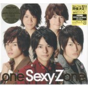One Sexy Zone [CD+DVD Limited Edition] (Japan)