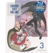 Sword Art Online 3 [Blu-ray+CD Limited Edition] (Japan)