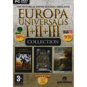 Europa Universalis Collection (DVD-ROM) (Europe)