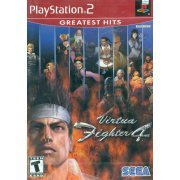 Virtua Fighter 4 (Greatest Hits) (US)