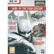Batman: Arkham City (Game of the Year Edition) (DVD-ROM) (Europe)
