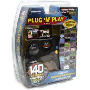 DreamGear 140 in 1 Plug 'N Play (Black) (US)