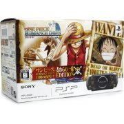 PSP PlayStation Portable Slim & Lite (One Piece Romance Dawn Limited Edition) (Japan)
