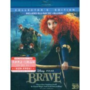 Brave [2D+3D] (Hong Kong)