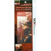 BioHazard: The Mercenaries 3D Cleaning Cloth (Type A) (Japan)