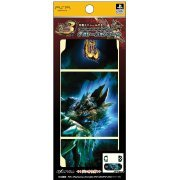 Monster Hunter Portable 3rd Decoration Seal (Jinouga) (Japan)