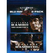 Rambo: First Blood Part II / Rambo III (US)