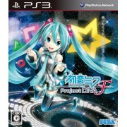 Hatsune Miku -Project DIVA- F (Japan)