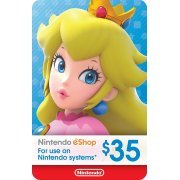 Nintendo eShop Card 35 USD | USA Account digital (US)