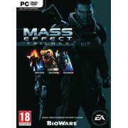 Mass Effect Trilogy (DVD-ROM) (Europe)