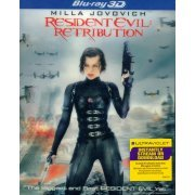Resident Evil: Retribution 3D (US)