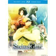 Steins;Gate: The Complete Series Part 2 [Blu-ray+DVD] (US)