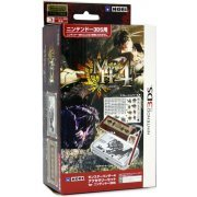 Monster Hunter 4 Accessory Set for 3DS (Japan)