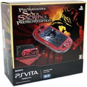 PSVita PlayStation Vita - Wi-Fi Model [Soul Sacrifice Limited Edition] (Japan)