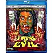 Twins of Evil [Blu-ray + DVD Combo Pack] (US)