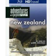 Richard Bangs' Adventures with Purpose: New Zealand, Quest for Kaitiakitanga (US)