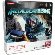 PlayStation3 New Slim Console - Metal Gear Rising Revengeance Zandatsu Package (250GB Limited Model) (Japan)