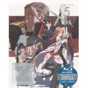 Sword Art Online 5 [Blu-ray+CD Limited Edition] (Japan)