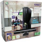 Xbox 360 (4GB) Bundle incl. Nike+ Kinect Training (Europe)