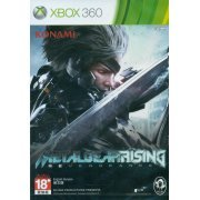 Metal Gear Rising: Revengeance (Asia)