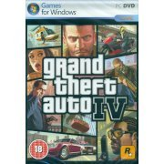 Grand Theft Auto IV (DVD-ROM) (Europe)