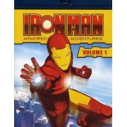 Iron Man: Armored Adventures Volume 1 (US)