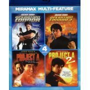 Miramax Multi-Feature: Jackie Chan (US)