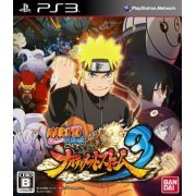 Naruto: Ultimate Ninja Storm 3 (Japan)