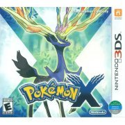 Pokemon X (US)