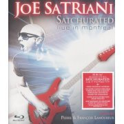 Satriani: Satchurated, Live in Montreal 3D [Blu-ray 3D + Blu-ray] (US)