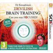 Dr. Kawashima's Devilish Brain Training: Can You Stay Focused? (Europe)