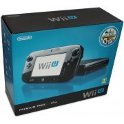 Nintendo Wii U Premium Pack 32GB (Black) (Europe)