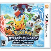 Pokemon Mystery Dungeon: Gates to Infinity (US)