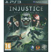 Injustice: Gods Among Us (Europe)