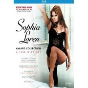 Sophia Loren Award Collection (US)