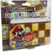Super Mario Dekoboko Cover for 3DS LL (Ground Version) (Japan)