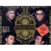The Big Four [EP+DVD] (Hong Kong)