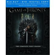 Game of Thrones: The Complete First Season [Blu-ray + Digital Copy] (US)