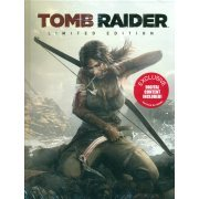 Tomb Raider Limited Edition Strategy Guide