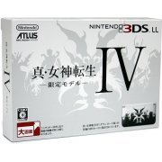 Nintendo 3DS LL (Shin Megami Tensei IV Limited Model) (Japan)
