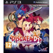 Disgaea D2: A Brighter Darkness (Europe)