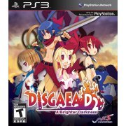 Disgaea D2: A Brighter Darkness (Comes with Free Bonus 2 CD's Official Soundtrack & Art Print) (US)