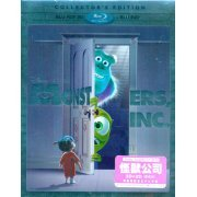 Monsters, Inc. Collector's Edition [3D+2D] (Hong Kong)