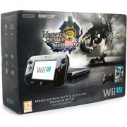 Nintendo Wii U - Monster Hunter 3 Premium Pack (32GB Black Limited Edition) (Europe)