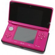 Nintendo 3DS (Gloss Pink) (Japan)